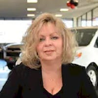 Beth Emburgia at Dayton Toyota