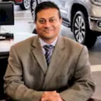 Girish  Patel at Dayton Toyota