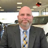 Joe Castoria at Dayton Toyota