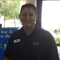 Dave Tucker at Palm Bay Ford