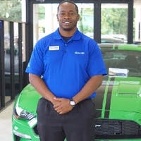 Stephen  Wright at Palm Bay Ford