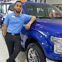 Luis  Nieves at Palm Bay Ford