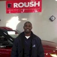 JP SaintFleur at Palm Bay Ford