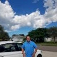 Dave Pariso at Palm Bay Ford