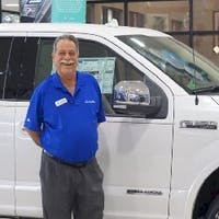 John  Desimone at Palm Bay Ford