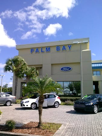 Palm Bay Ford >> Palm Bay Ford Ford Used Car Dealer Service Center