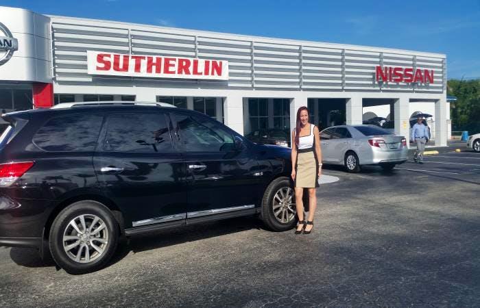 Sutherlin Nissan Vero Beach >> Sutherlin Nissan Vero Beach Nissan Used Car Dealer