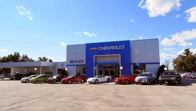 Betley Chevrolet, Derry, NH, 03038