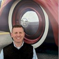 Tom Baldwin at Luther Burnsville Volkswagen