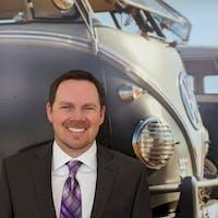 Chad Radue at Luther Burnsville Volkswagen