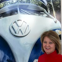 Linda Radue at Luther Burnsville Volkswagen