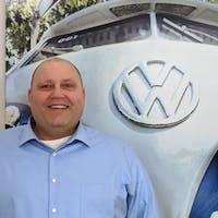 Eddie Clemens at Luther Burnsville Volkswagen