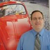 Tom Walsh at Luther Burnsville Volkswagen