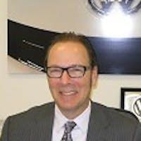 Jay Radue at Luther Burnsville Volkswagen