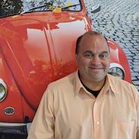 Joe Daniels at Luther Burnsville Volkswagen