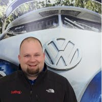 Scott Vick at Luther Burnsville Volkswagen