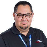 Micah Vasquez at Power Ford