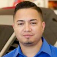Ricky Montoya at Power Ford