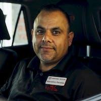 Marcelino Reveles at Ventura Toyota - Service Center