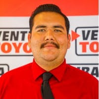 Josue  Facio at Ventura Toyota