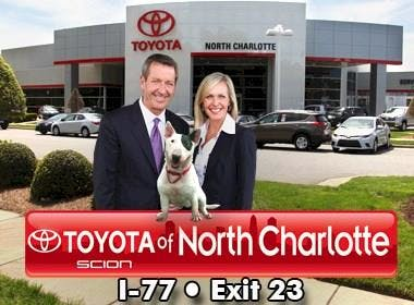 Toyota of North Charlotte, Huntersville, NC, 28078