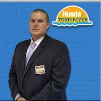 Steve Lindstrom at Honda of Toms River