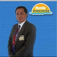 Rickie Amiscosa at Honda of Toms River