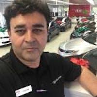 Farhad Abbassi at Kia of Irvine