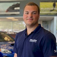 Anthony Cornacchini at Sellers Subaru