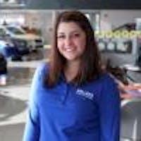 Briana Distlerath at Sellers Subaru