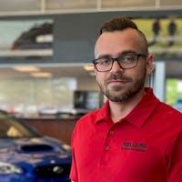 Alex Skatkov at Sellers Subaru