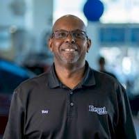Ray Taylor at Regal Honda