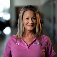 Lisa Cheshire at Regal Honda