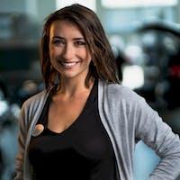 Mallory Bartle at Regal Honda