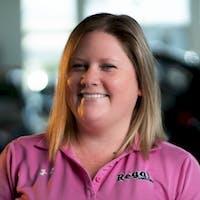 Kelly Wilkes at Regal Honda