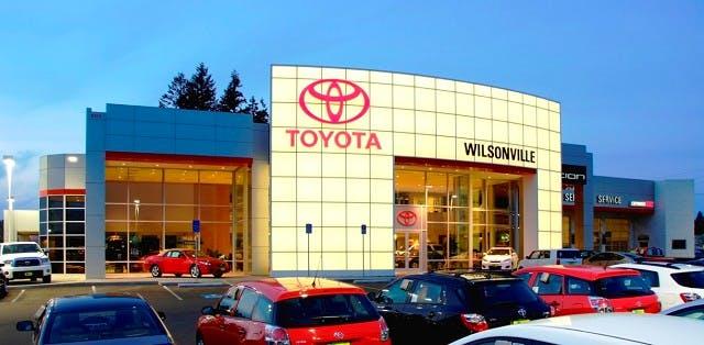 Wilsonville Toyota, Wilsonville, OR, 97070