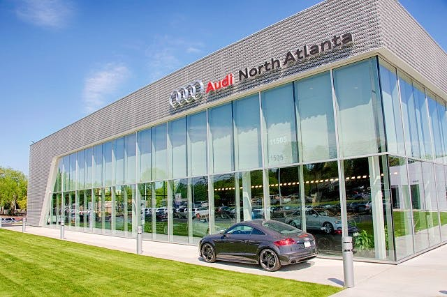 Audi North Atlanta, Roswell, GA, 30076