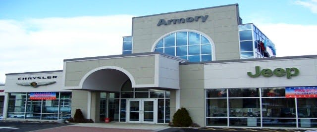 Armory Chrysler Jeep Dodge Ram Fiat of Albany, Albany, NY, 12205