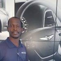 Lukus Felder at Greenway Hyundai Orlando