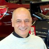 David Fayard at Long Subaru