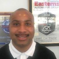 Jared Davis at Easterns Automotive Group of Laurel