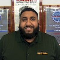 Shawn Anwar at Easterns Automotive Group of Laurel
