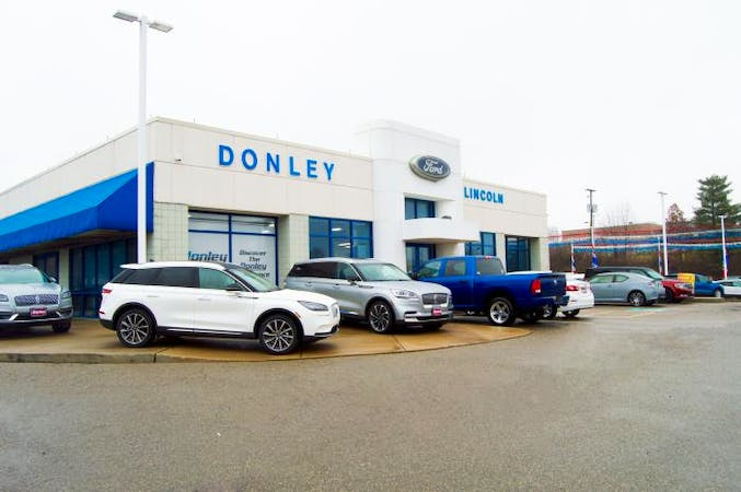 Donley Ford-Lincoln of Mt. Vernon, Mt. Vernon, OH, 43050