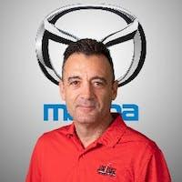 Chuck  Hestand at Lou Fusz Mazda