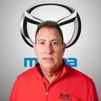 John Napoli at Lou Fusz Mazda
