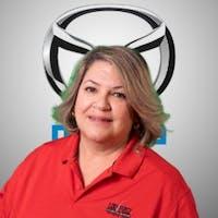 Nancy Anselmo at Lou Fusz Mazda - Service Center