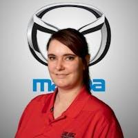 Elizabeth Schankman at Lou Fusz Mazda