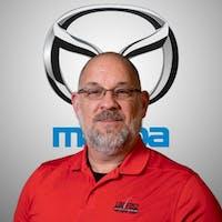 Gary VanDoren at Lou Fusz Mazda
