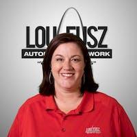 Tracy Chavers at Lou Fusz Mazda