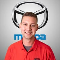 Cory Linneman at Lou Fusz Mazda